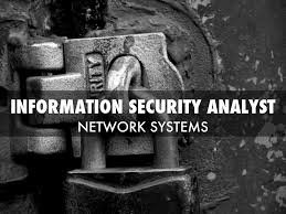 15. Information Security Analyst - Average Salary $91,210