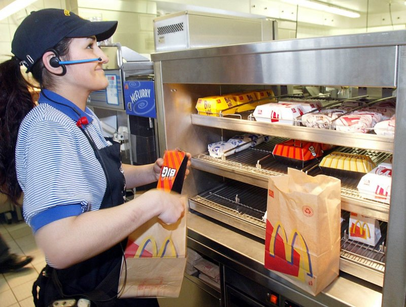 McDonalds has employed 1 in every 8 Americans