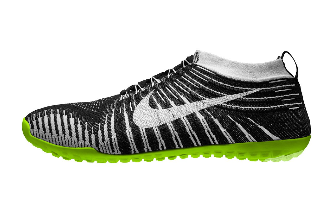 A closer look at the Nike Free Hyperfeel running shoes ...