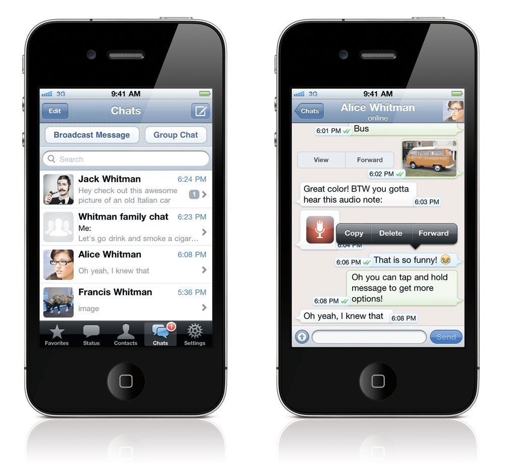 How to back up your WhatsApp conversations on iPhone » BurnTech.TV ...