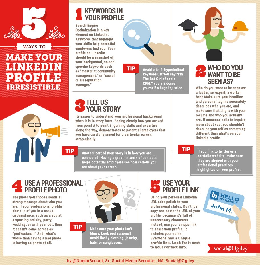 11 linkedin tips how to use linkedin when you re