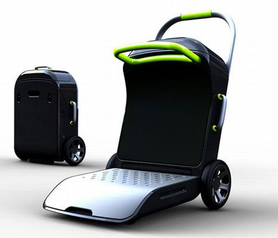 the 9 amazing suitcases of the future you 39 re guaranteed to want at least one burntech tv. Black Bedroom Furniture Sets. Home Design Ideas