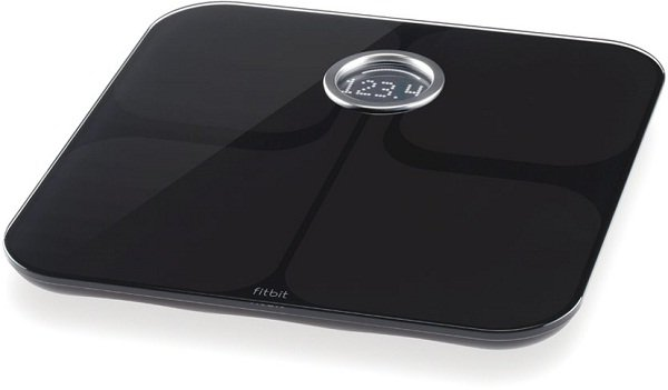 Black Fitbit Aria Wi-Fi scales review