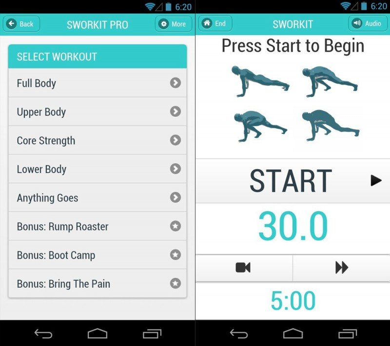 The 7 Best Free Android & IOS Fitness Apps For 2016